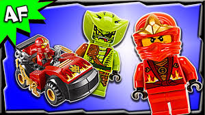 Lego Juniors Ninjago SNAKE SHOWDOWN 10722 Animation & Stop Motion ...