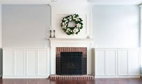 fireplace built ins from ikea bookcases