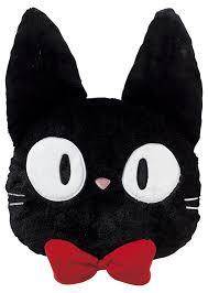Studio Ghibli Kiki S Delivery Service Jiji Die Cut Pillow Walmart Com Walmart Com
