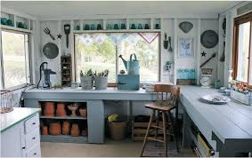 10 stunning shed interiors homeadviceguide