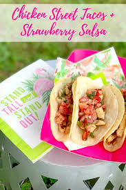 grilled en street tacos with