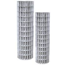Welded Wire Fence 14 Ga Zinc Coated 2 X4 48 X50 57246g Rona
