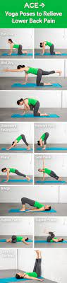 10 yoga poses to alleviate low back pain