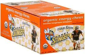 honey stinger organic orange blossom