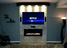 tv over gas fireplace soulzone info