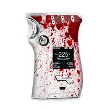 Skin Decal For Smok Mag Tfv12 Prince Tank Vape Blood Splatter Dexter Itsaskin Com