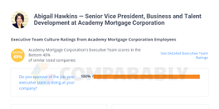 Abigail Hawkins — Senior Vice President, Business and Talent Development at  Academy Mortgage Corporation | Comparably