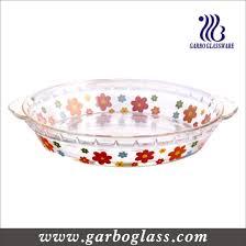 2000ml big pyrex glass ware baking bowl