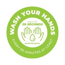 Wash Your Hands Vinyl Decal Decorworx Shop