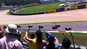 Valentino Rossi crash mugello 2013 ...