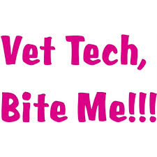 Custom Wall Decal Vet Tech Bite Me Word Art Decoration Removable Home Bedroom Stick On Print Sticker Vinyl Wall Decal 15x22 Walmart Com Walmart Com