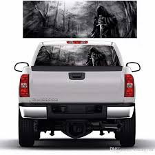 2020 Death Horror Dark Forest Window Graphic Tint Decal Sticker Truck For Car Suv From Letong168 19 1 Dhgate Com