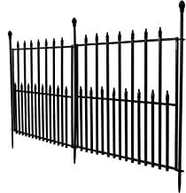 Amazon Com Wrought Iron Fence