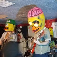 Radioactive Chicken Heads. Photo by Hilary Russell | The LA Beat