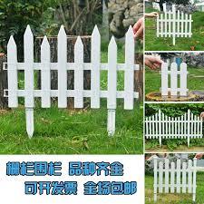 fence white fence garden fence fence