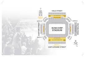 Market 2 Market Suncorp Stadium Map ...