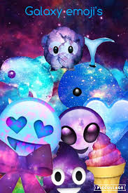 cool emoji wallpapers new emoji galaxy