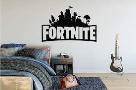 Fortnite Wall Decal Grafix Wall Art