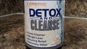 review optimum health detox