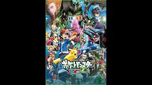 Pokémon XY & Z full japanese song - YouTube