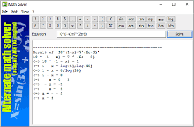 4 free exponential equation calculator