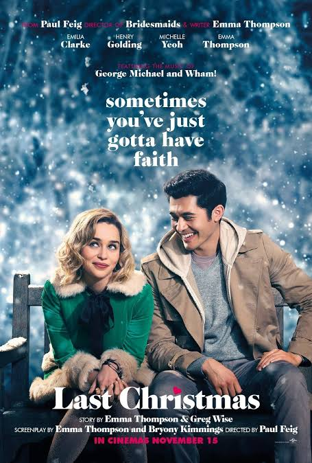 """Image result for last christmas film"""""""