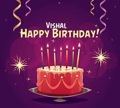 happy birthday vishal pictures
