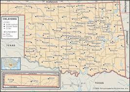 oklahoma capital map population