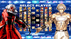 The King Of Fighters Boss DOWNLOAD