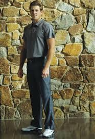 Byron Reynolds wearing Ready2Golf Fashion Polo & Fashion Pants   Polo  fashion, Fashion pants, Pants