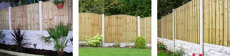 B Lee Fencing In Sheffield Supplies And Fits Fencing And Fence Panels