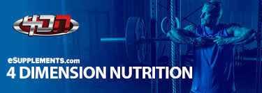 4 dimension nutrition line