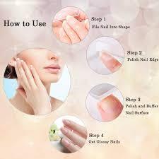 nano technology nail shiner hepburn s