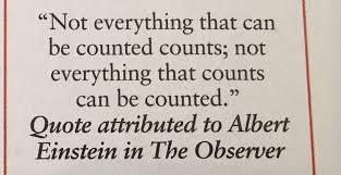 richard shotton pa quote attributed to einstein about