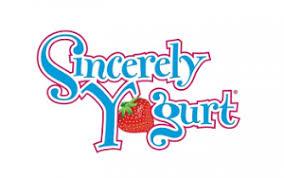 sincerely yogurt franchise information