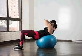 The Best Stability Ball Moves for a Strong Core | The Active Times