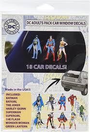 Marvel Avengers Universe Car Decal Sticker Bumper Window Sticker Superhero Dc Archives Midweek Com