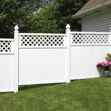Stepped Fence Installation Vs Racked Fence Installation Freedom Outdoor Living For Lowes