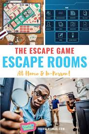 The Escape Game Review Escape Room Play At Home And In Person In 2020 Escape Game Travel With Kids Kids Activities At Home