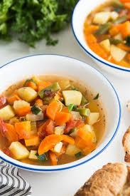 instant pot vegetable soup pressure