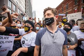 What did Minneapolis Mayor Jacob Frey say about 'defunding the police'?