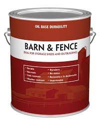 Oil Barn And Fence Paint Valspar Paint