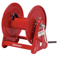 commercial water hose reels power