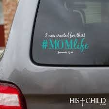 Momlife You Ve Got This Family Car Decals Funny Car Decals Cute Car Decals