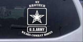 My Daughter Wears Combat Boots Marines Car Truck Window Laptop Decal Sticker