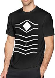 Amazon Com Xiaojun Anime Hawks Abstract Decal Long Short Sleeve T Shirts For Men Black Clothing