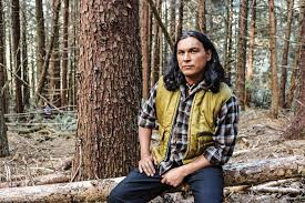 Adam Beach – Cowboys and Indians Magazine