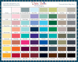 dixie belle chalk type paint colors