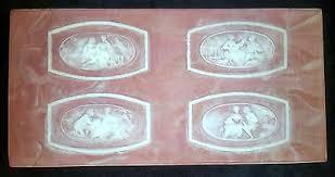 incolay stone jewelry box vine made