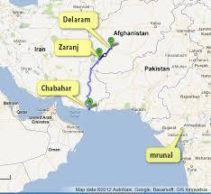 afghanistan sign chabahar corridor